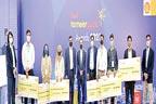 شیل تعمیرپروگرام کے تحت نوجوانوں کیلئے اعزازات