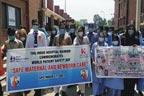 عالمی یوم تحفظ مریضاں کے  حوالے سے واک، سیمینار