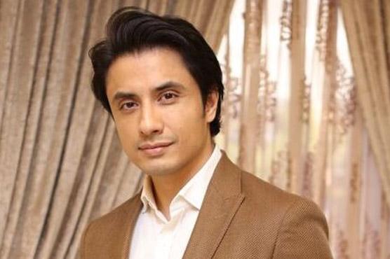 علی ظفر کا پشتو میں بھی گانا  جاری کرنے کا اعلان