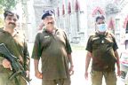 پولیس کے گرجا گھروں کی سکیورٹی کے موثر انتظامات