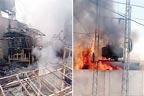 سول اسپتال سکھر میں آتشزدگی