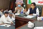 سیالکوٹ کو پنجاب کاماڈل ضلع بنا ئیں گے :عثمان ڈار