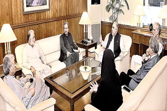 انتخابی اصلاحات : حکومت اور اپوزیشن کا پارلیمانی کمیٹی کے قیام پر اتفاق