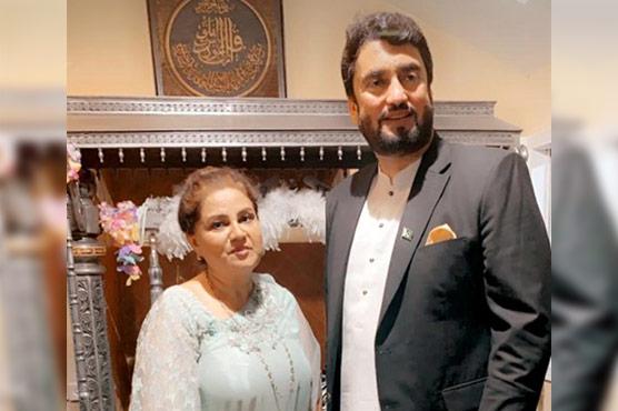 نیویارک :شہریارآفریدی کے  اعزاز میں پاکستانیوں کا ظہرانہ  فیشن ڈیزائنرنتاشاخان کی ملاقات