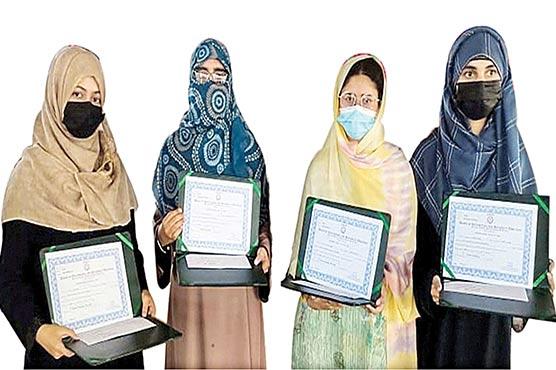 مردان بورڈ نتائج :پنجاب کالجز کی پہلی سمیت6 پوزیشنز