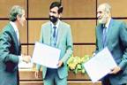 ویانا جوہری کانفرنس میں پاکستان کیلئے تین ایوارڈز کا اعلان