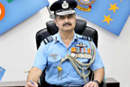 ایئر مارشل ویوک رام بھارتی  فضائیہ کے نئے سربراہ مقرر