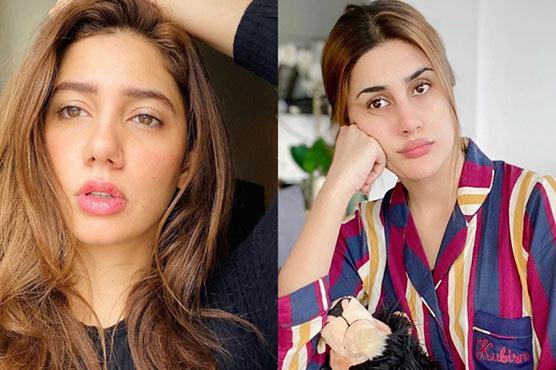 ماہرہ خان اور میں دو''لونڈے'' ہیں:کبریٰ خان