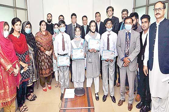وزارت آئی ٹی نوجوانوں کی ترقی کیلئے کوشاں:امین الحق