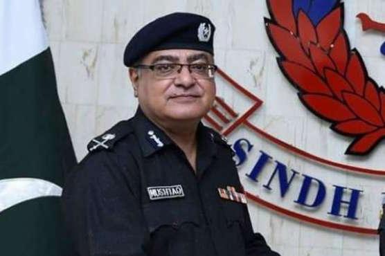آئی جی سندھ کی چہلم شہدائے کربلا پر سیکیورٹی اقدامات کی ہدایت