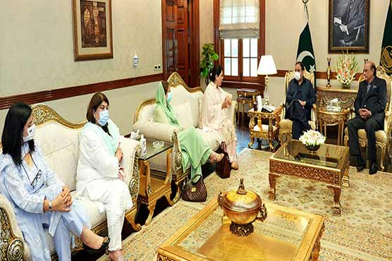 لاہور سنٹرل بزنس ڈسٹرکٹ منصوبہ گیم چینجر، رفتار مزید تیز کی جائے : بزدار