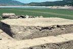 امریکہ میں خشک سالی کے بعد متروک شہر کے آثار برآمد