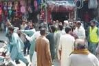 تجاوزات کیخلاف آپریشن ،دکانداروں کا عملہ پر تشدد