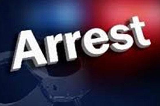 دھوری سٹیڈیم میں جوا تاش  کرانے والے ملزم گرفتار