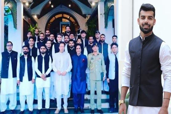 شاداب خان کو وزیراعظم  عمران خان کی تجاویز بھا گئیں