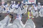 جنرل اسمبلی:مودی کاخطاب، مظاہرے ،کشمیر میں ہڑتال