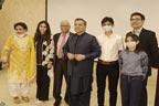 12 سالہ احمد عمر کی کورونا پر  کتاب کی تقریب رونمائی