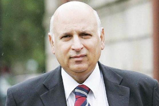 پاکستان میں امن بھارت سے  برداشت نہیں ہو رہا، گورنرپنجاب