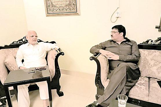 اعجاز چودھری سے صدیق مہر کی  ملاقات ،عوامی مسائل پر تبادلہ خیال