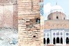 سالانہ لاکھوں کی آمدنی کے باوجود حضرت بہاؤالدین زکریا ملتانیؒ کا مقبرہ مرمت سے محروم