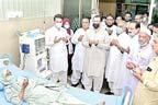 وزیرآباد:تحصیل ہسپتال کے شعبہ  ڈائلسز میں نئی مشین کا اضافہ