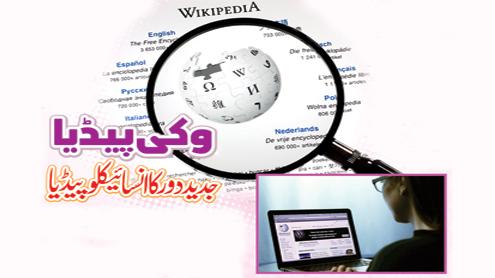 وکی پیڈیا،جدید دورہ کا انسائیکلوپیڈیا