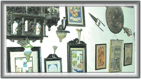 فقیرخانہ: تبرکات اور نوادرات سے مالا مال عجائب گھر